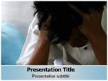 Psychological Problems Powerpoint Templates