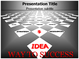 Way of Success PowerPoint Slides