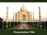 PPT Templates on Taj Mahal Palace