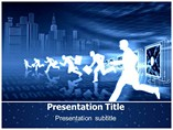 Business Competitors PowerPoint Slides