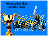 Cricket World Cup PowerPoint Templates