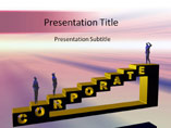 Corporate Leader - PPT Templates
