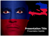 Haiti Embassy PowerPoint Templates