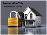 House Security PowerPoint Templates