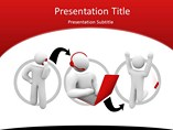 Powerpoint Templates on Customer Support