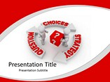Strategy Concept PowerPoint Theme