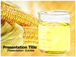 Biofuel & Environment PowerPoint Templates