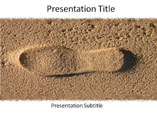 Footprint Images  - PPT Templates
