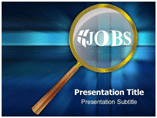 Jobs PowerPoint Templates