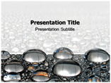Metal Balls PowerPoint Templates