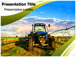 Agriculture Garden PowerPoint Templates