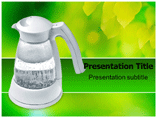 Boiling Water PowerPoint Templates