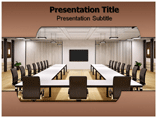 Conference Room PowerPoint Background