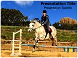 Horse Riding PowerPoint Templates