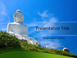 Buddha Powerpoint Templates