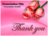 Thank You PowerPoint Templates