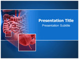 Apendicitis Powerpoint Template