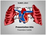 Pulmonary Hypertension PowerPoint Templates