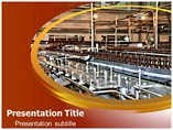 Beer Production PowerPoint Templates