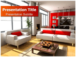 Interior Design Elements PowerPoint Templates