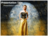 Models Fashion PowerPoint Templates