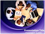 Business Meeting Solution PowerPoint Slide