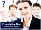 Successful Leadership Template PowerPoint
