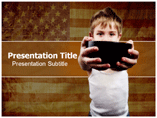 Hunger In Us Statistics PowerPoint Templates