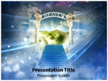 Life After Death Truth PowerPoint Templates
