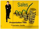 Sales Leadership PowerPoint Theme