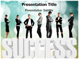 Success Models PowerPoint Background