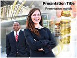 Business Financing Template PowerPoint
