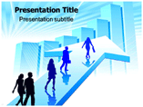 Business Silhouettes PowerPoint Templates