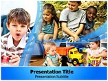 Child Development PowerPoint Templates