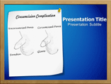 Circumcision Complication PowerPoint Templates