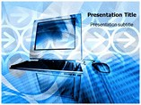 Computer Technology Future PowerPoint Templates