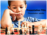 Concentration Strategies Template PowerPoint