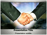 Conflict Resolution Skills PowerPoint Theme
