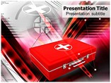 First Aid Box PowerPoint Templates