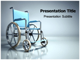 Handicapped PowerPoint Templates