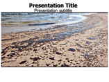 Ocean Pollution PowerPoint Templates