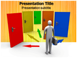 Alternative Choice PowerPoint Templates