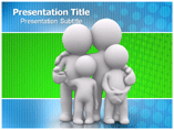 Family Care PowerPoint Templates