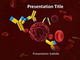 Medical powerpoint template - Cancer