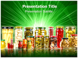 food conservation PowerPoint Templates
