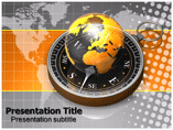 Satellite Navigation Template PowerPoint