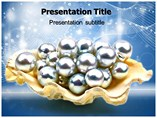 Pearl Art PowerPoint Templates