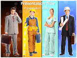 Professionals PowerPoint Templates