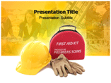 sSafety Measures Issues PowerPoint Templates