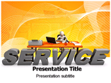 Service Desk PowerPoint Slides